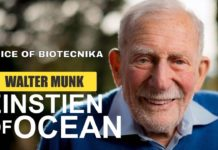 Remembering Walter Munk - The Einstein Of The Ocean