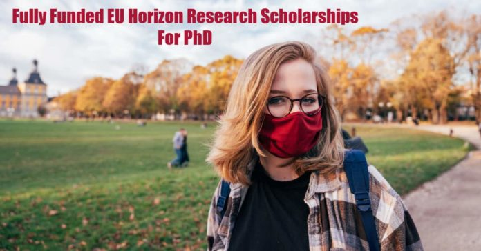 EU Horizon 2020 PhD