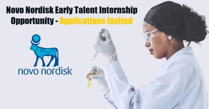 Novo Nordisk Internship Opportunity